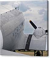 C-47 3880 Canvas Print