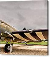 C-47 Snafu Special Canvas Print