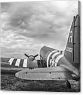 C-47-w7 7d06b Canvas Print