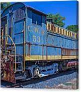 C W R 53 Canvas Print
