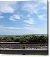 Ca Beach - 121212 Canvas Print