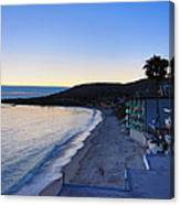 Ca Beach - 121232 Canvas Print