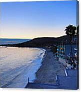 Ca Beach - 121234 Canvas Print