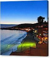 Ca Beach - 121239 Canvas Print