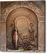 Cabernet No.95 Canvas Print