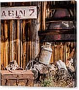 Cabin 2 Canvas Print