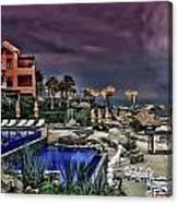 Cabo Moon Canvas Print