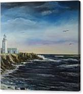 Cabo Rojo Lighthouse Canvas Print