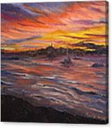 Cabo San Lucas Canvas Print