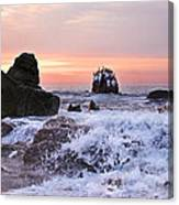 Cabo Sunrise Canvas Print