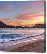Cabo Sunset Canvas Print