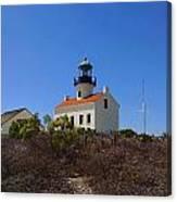 Cabrillo Lighthouse Canvas Print