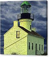 Cabrillo National Monument Lighthouse No 1 Canvas Print