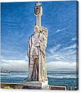 Cabrillo National Monument - Point Loma California Canvas Print