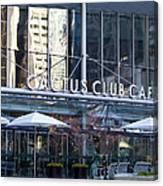 Cactus Club Cafe II Canvas Print
