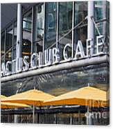 Cactus Club Cafe Vancouver Canvas Print