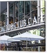Cactus Club Canvas Print