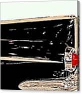 1959 Buick Electra 225 Fins Canvas Print
