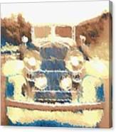 Caddy Phaeton Canvas Print