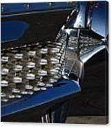 Cadillac Bumper Canvas Print