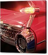 Cadillac Fin Tail Canvas Print