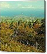 Cadillac Mountain  Canvas Print
