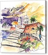 Cadiz Spain 01 Canvas Print