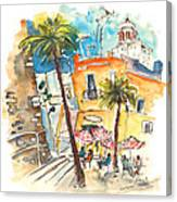 Cadiz Spain 04 Canvas Print