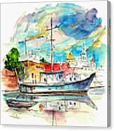Cadiz Spain 10 Canvas Print