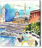 Cadiz Spain 11 Canvas Print
