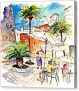 Cadiz Spain 13 Canvas Print