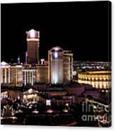 Caesars Palace - Las Vegas Canvas Print