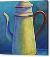 Cafe Au Lait Canvas Print