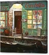 caffe Carlotta Canvas Print