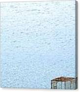 Caged Expanse Canvas Print