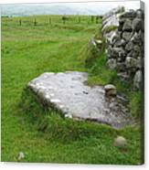 Cairn T At Loughcrew Canvas Print