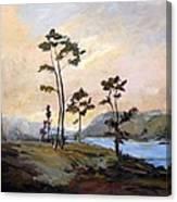 Calabash River Canvas Print