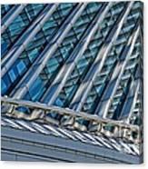 Calatrava In The Morning Canvas Print