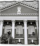 Calcutta Writers Buildings Canvas Print