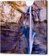 Calf Creek Falls 2 Canvas Print
