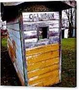 Calhoun Canvas Print
