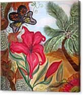 Cali Canvas Print
