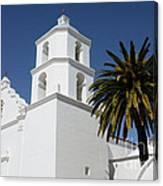 California Mission 2 Canvas Print