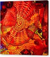 Caliope Canvas Print