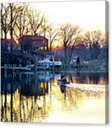 Call It A Day Canvas Print