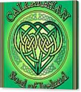 Callaghan Soul Of Ireland Canvas Print