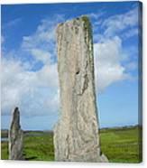 Callanish Tall Stones Canvas Print