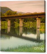 Calm Afternoon Canvas Print
