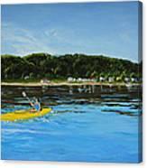 Calm Morning Canvas Print