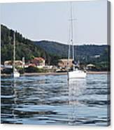 Calm Sea 2 Canvas Print